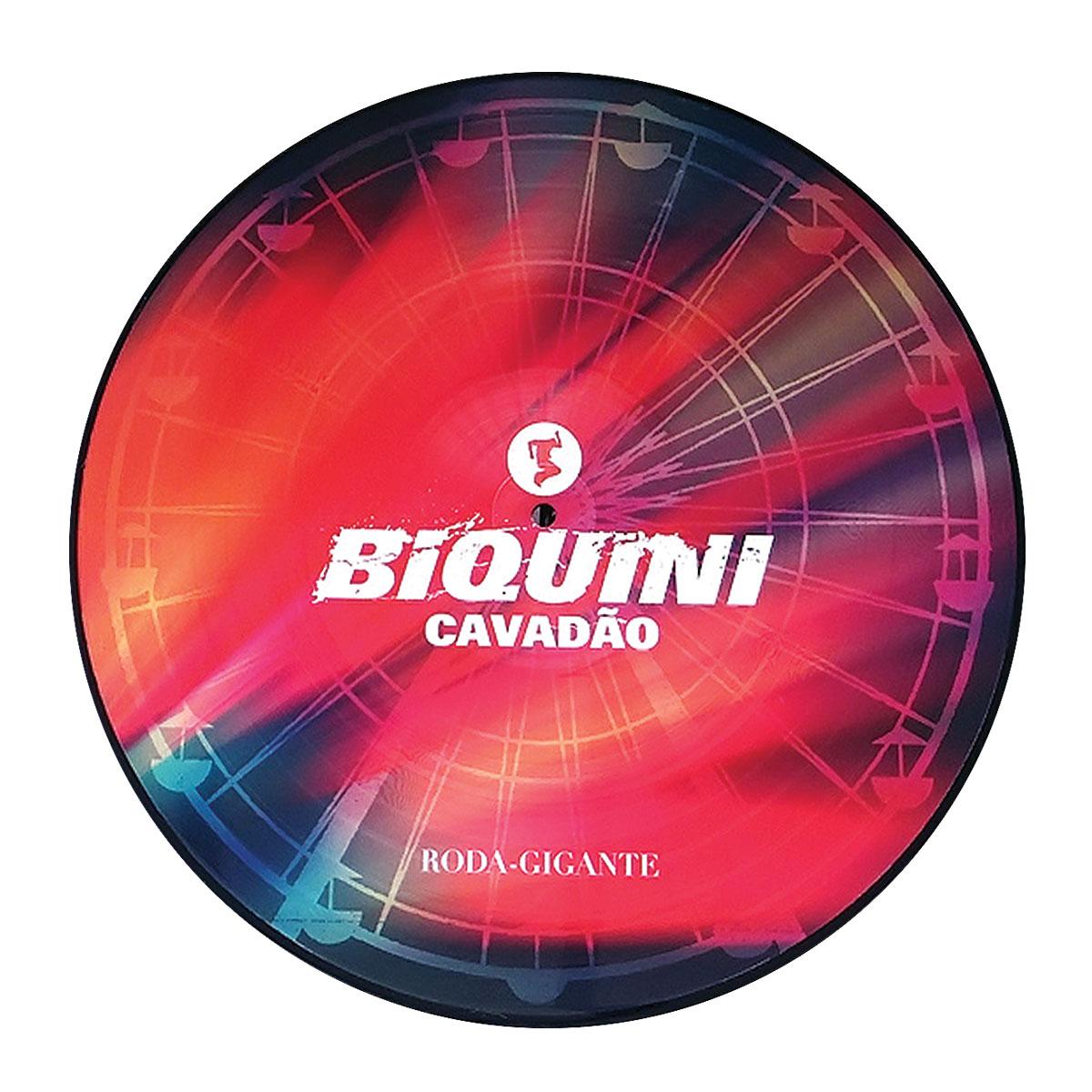 Vinil Biquini Cavadão - Roda Gigante