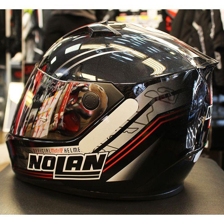 0 Capacete Nolan N64 MotoGP Cor: 62 - Ganhe Balaclava Exclusiva!