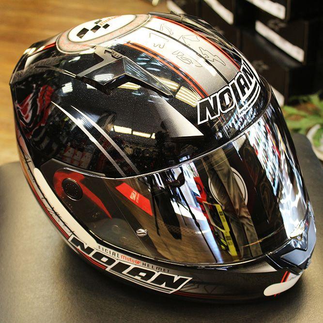 Capacete Nolan N64 MotoGP   - Planet Bike Shop Moto Acessórios