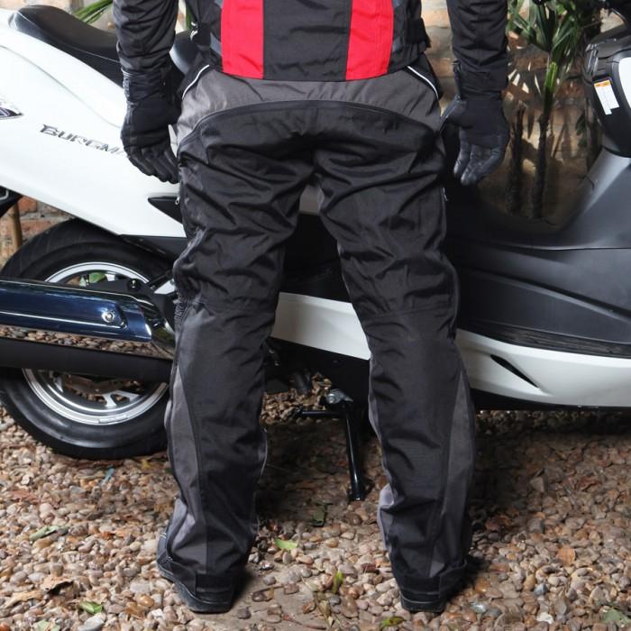 Calça Joe Rocket Alter Ego 2.0 Ventilada e Impermeável   - Planet Bike Shop Moto Acessórios