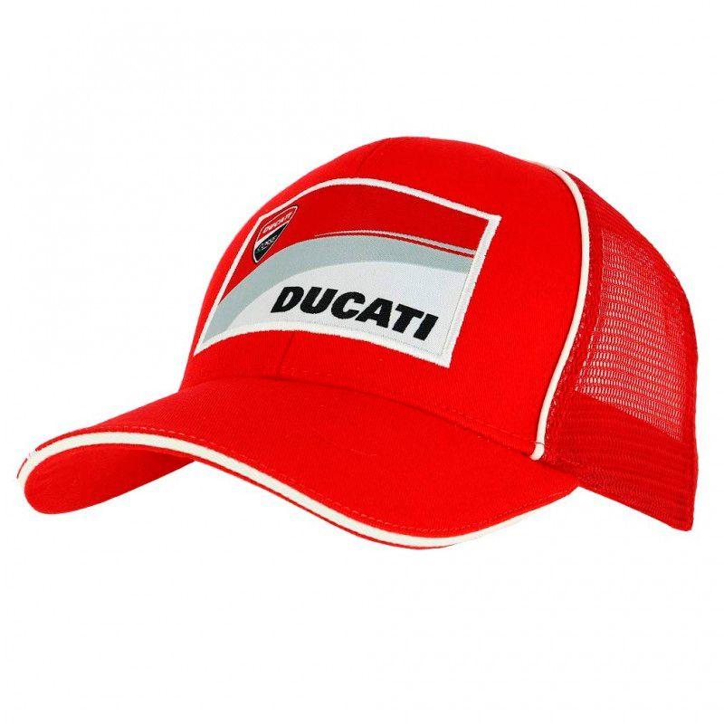 Boné Ducati - Red