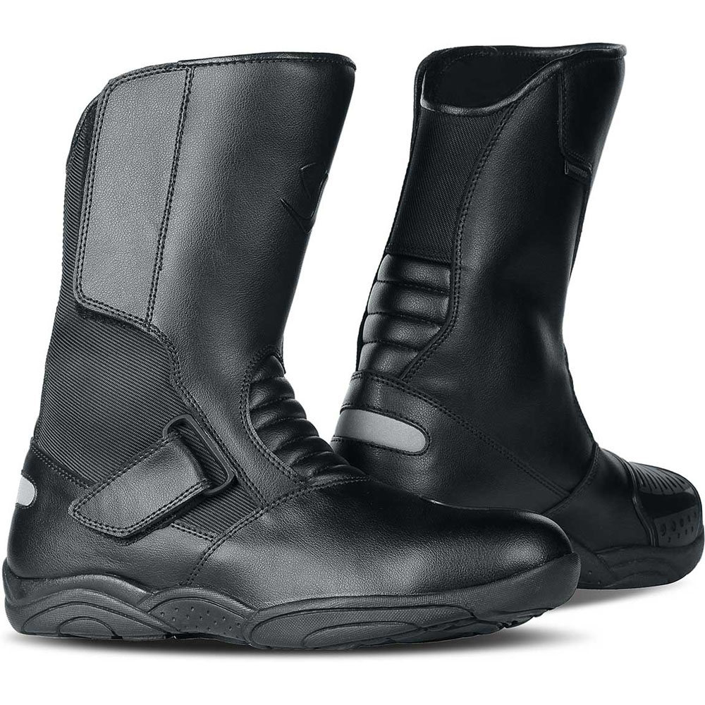 Bota Race Tech Road Touring WP Preto (Oferta)