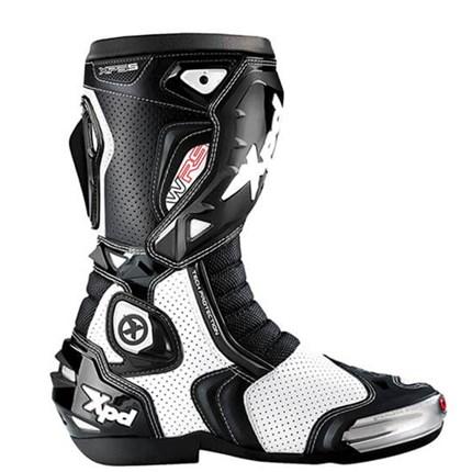 Bota Spidi XPD XP5-S WRS Branca (VENTILADA) Esportiva - Mês do Motociclista