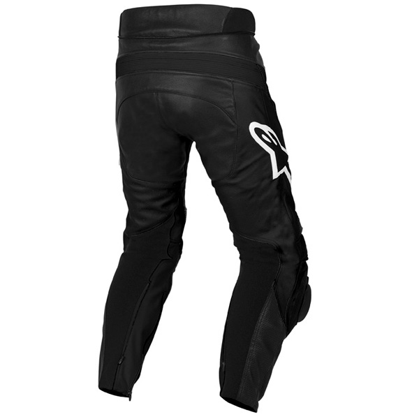 Calça Alpinestars Track Pants em Couro  - Planet Bike Shop Moto Acessórios