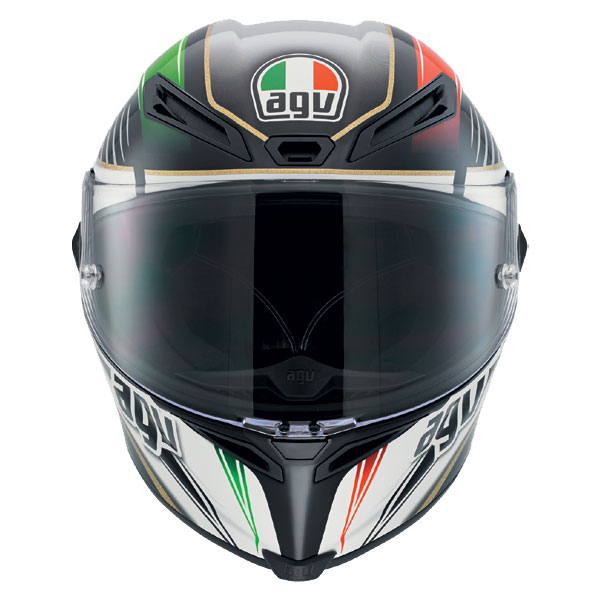Capacete AGV Corsa Race Track  - Planet Bike Shop Moto Acessórios