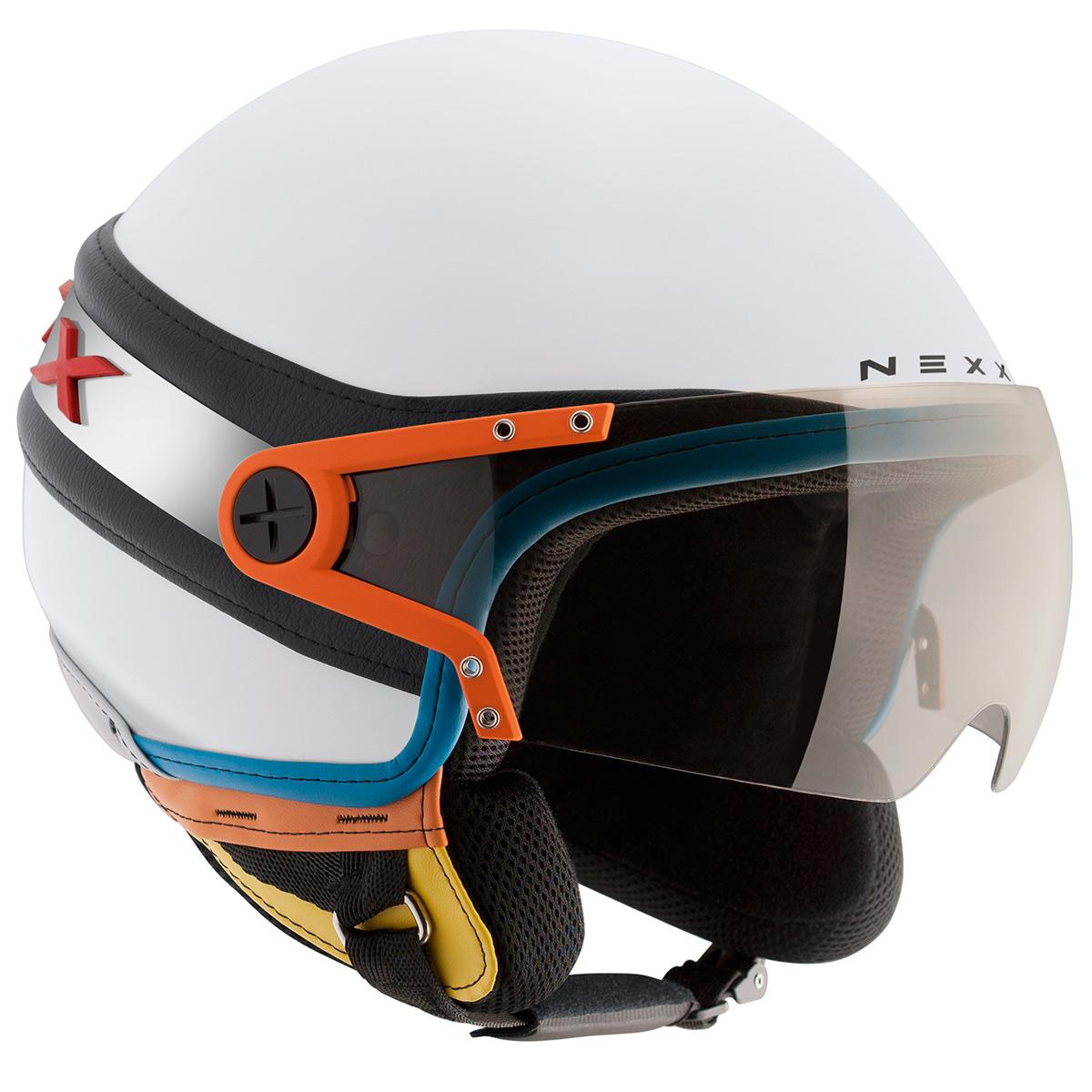 Capacete Nexx X60 Ice Pulp Vegas - Aberto