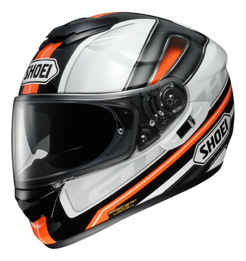 Capacete Shoei GT-AIR Dauntless TC-8 com Pinlok e Viseira Solar   - Planet Bike Shop Moto Acessórios