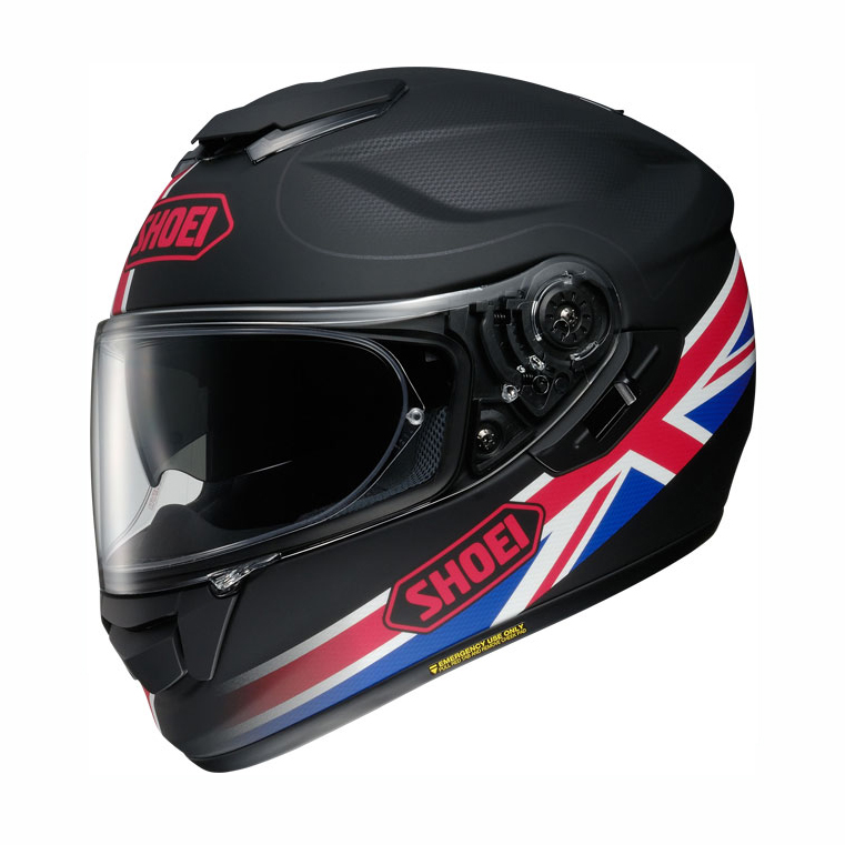 Capacete Shoei GT-Air Royalty TC-1 com Pinlok e Viseira Solar