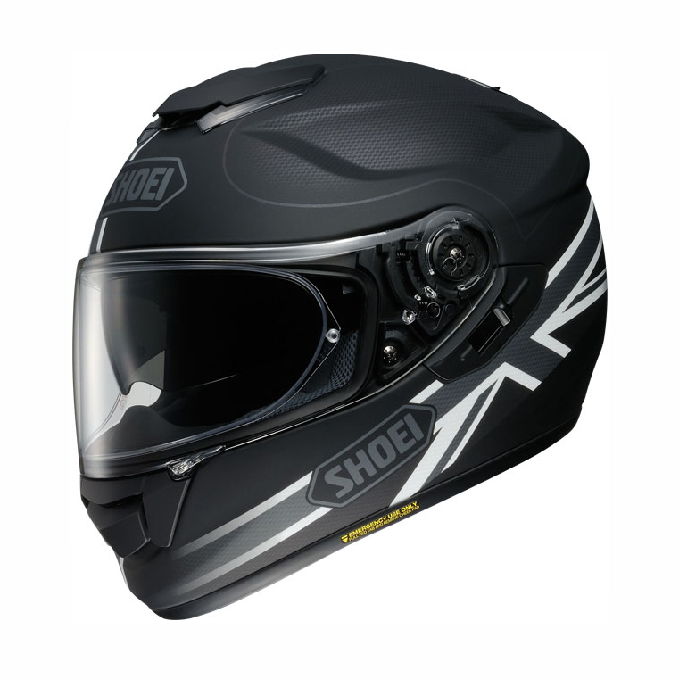 Capacete Shoei GT-Air Royalty TC-5 com Pinlok e Viseira Solar