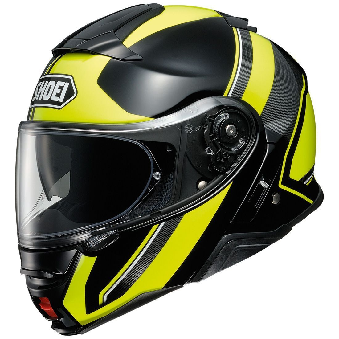 Capacete Shoei Neotec 2 Excursion TC-3 Escamoteável