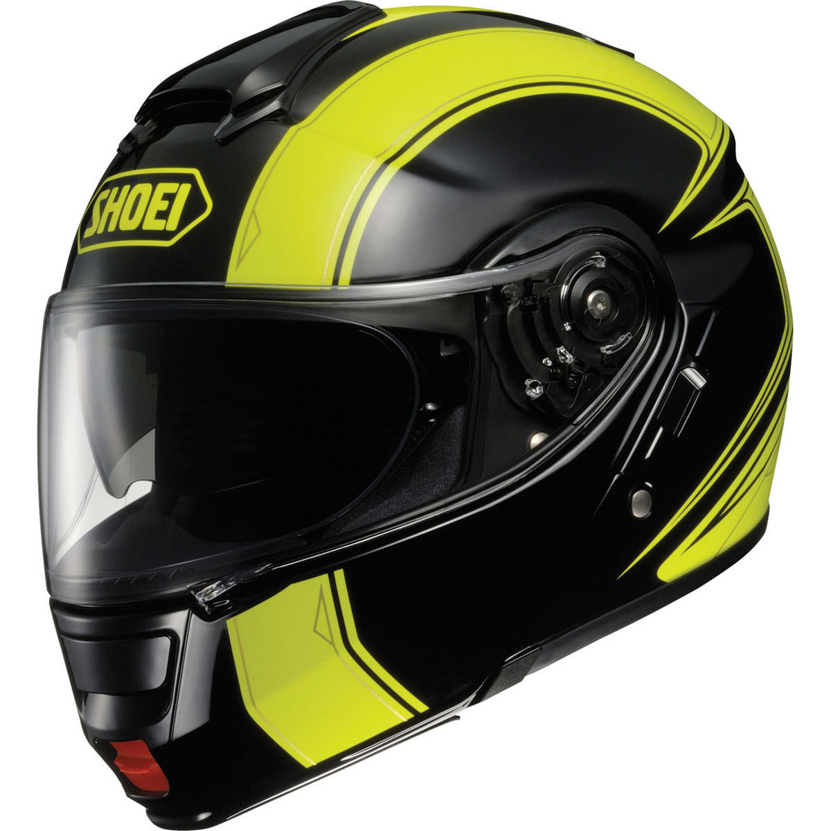 Capacete SHOEI Neotec Borealis TC-3 Amarelo (escamoteável) - Planet Bike  Shop Moto ... d009cad5687