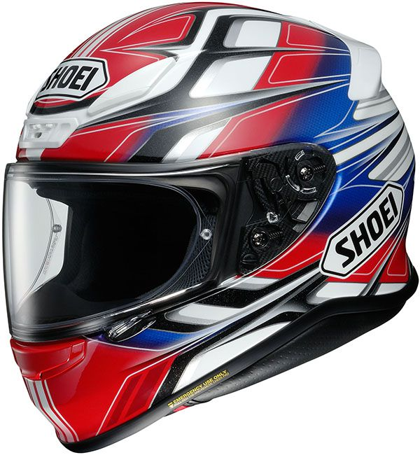 Capacete Shoei NXR Rumpus TC-1 C/ Viseira Interna