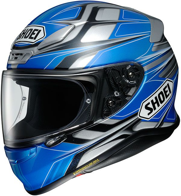 Capacete Shoei NXR Rumpus TC-2 C/ Viseira Interna