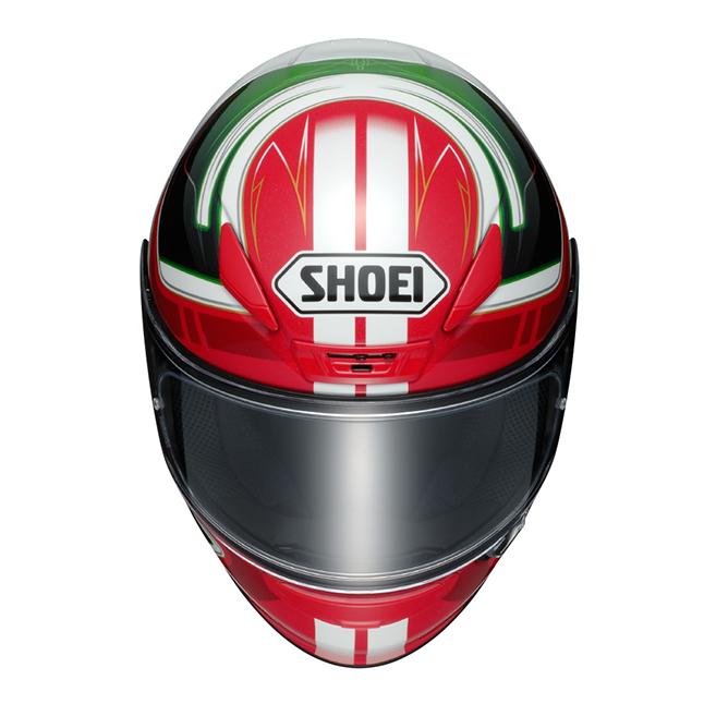 Capacete Shoei NXR Valkyrie TC-4   - Planet Bike Shop Moto Acessórios