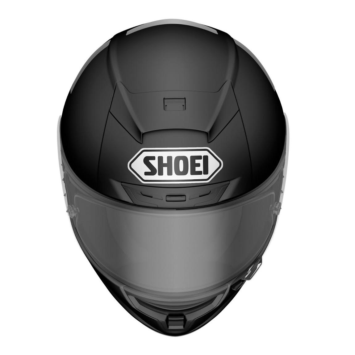 Capacete Shoei X-Spirit 3 Preto Fosco   - Planet Bike Shop Moto Acessórios