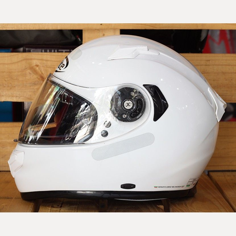 Capacete X-Lite X-661 Start White NOVO!! - Ganhe Balaclava Exclusiva