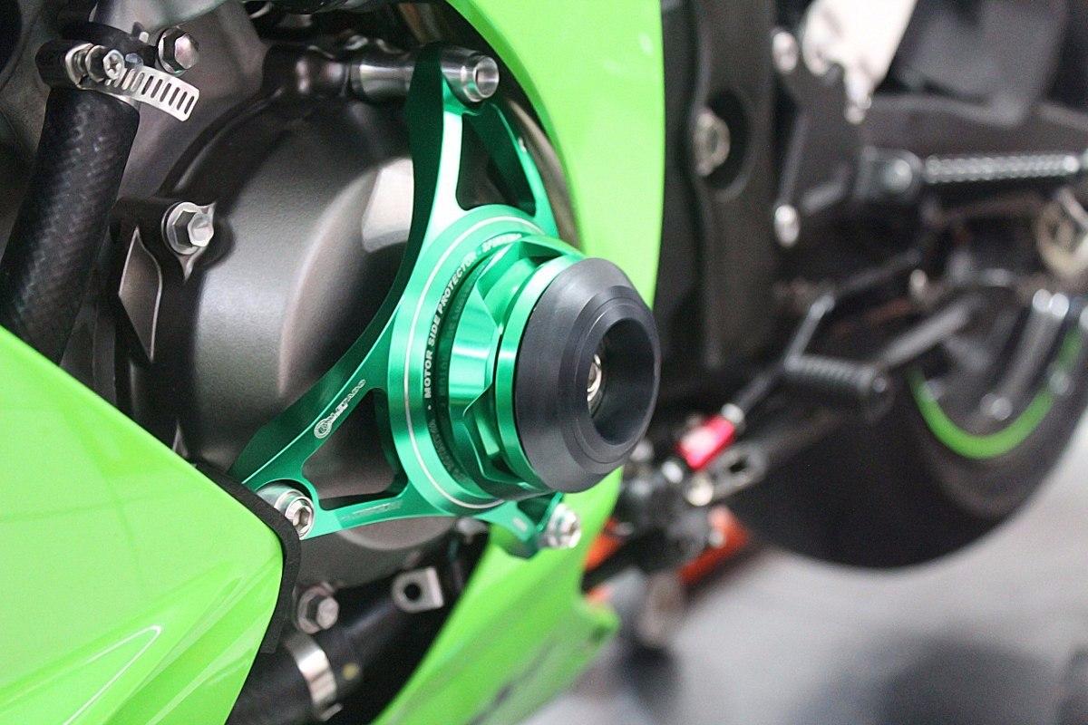 Protetor Estrela de Motor Procton Z800  - Planet Bike Shop Moto Acessórios