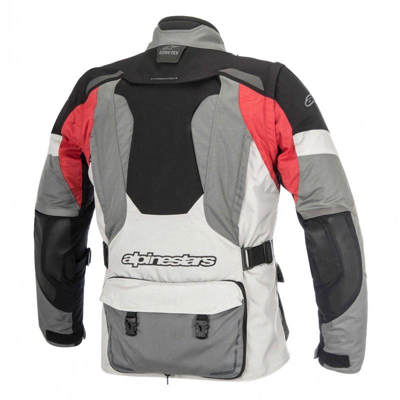 Jaqueta Alpinestars Durban GORE-TEX (100% Impermeável e 100% Respirável)    - Planet Bike Shop Moto Acessórios