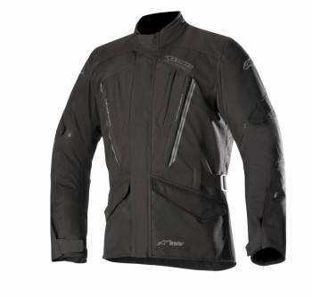 Jaqueta Alpinestars Volcano Black Drystar® LANÇAMENTO!!!  - Planet Bike Shop Moto Acessórios