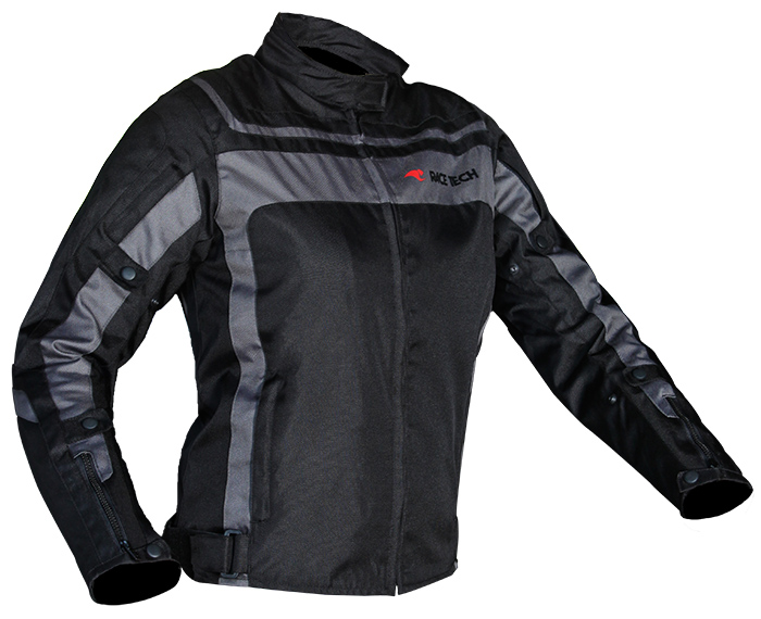 Jaqueta Race Tech Imola Lady Black / Black - Planet Bike Shop Moto Acessórios