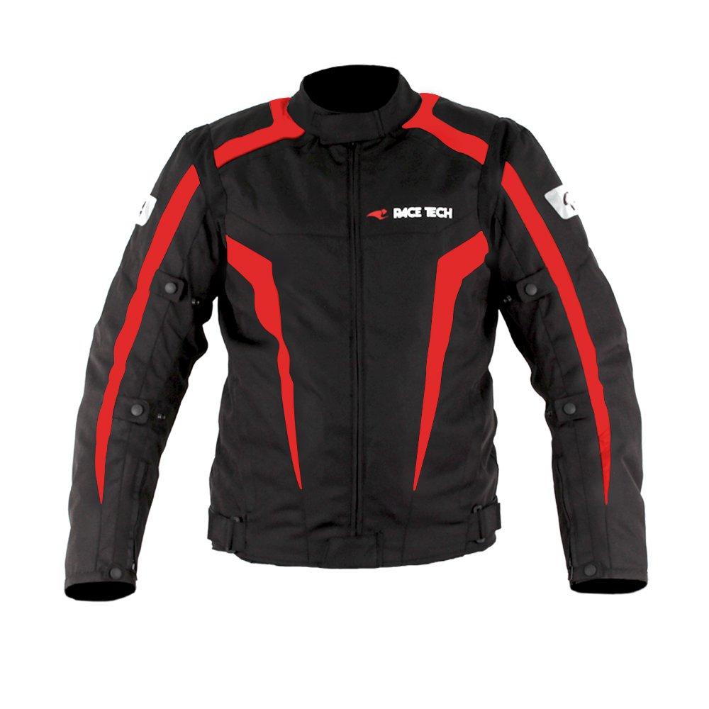 Jaqueta Race Tech Racer II Black/ Red