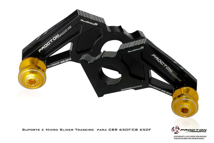 Suporte de Balança Procton Traseiro CBR650F / CB650F + Micro