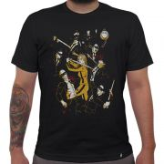 Camiseta Crazy 88 (Kill Bill) - El Cabriton