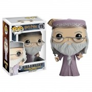 Boneco Pop! Vinil Dumbledore Harry Potter - Funko