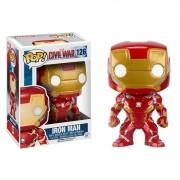 Boneco Pop! Vinil Homem de Ferro (Iron Man) Marvel - Funko
