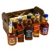Kit Whisky & Bourbon (miniaturas)