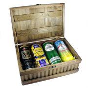 Caixa de Cervejas Premium Lata (Modelo 2)