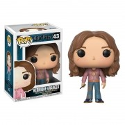Boneco Pop! Vinil Hermione Harry Potter Azkaban - Funko