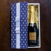 Kit Para Padrinhos Baby Chandon Réserve Brut 187ml (Modelo 6)