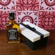 Kit Para Padrinhos Jack Daniel's 200ml (Modelo 1)