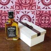 Kit Para Padrinhos Jack Daniel's 200ml (Modelo 4)