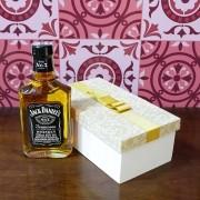 Kit Para Padrinhos Jack Daniel's 200ml (Modelo 5)