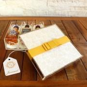 Kit Para Padrinhos Miniaturas de Bebidas Premium (Modelo 7)