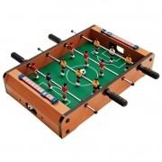 Mini Jogo de Pebolim (Totó) 51x31x10 cm - Tabletop