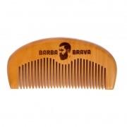 Pente de Madeira para Barba - BARBA BRAVA