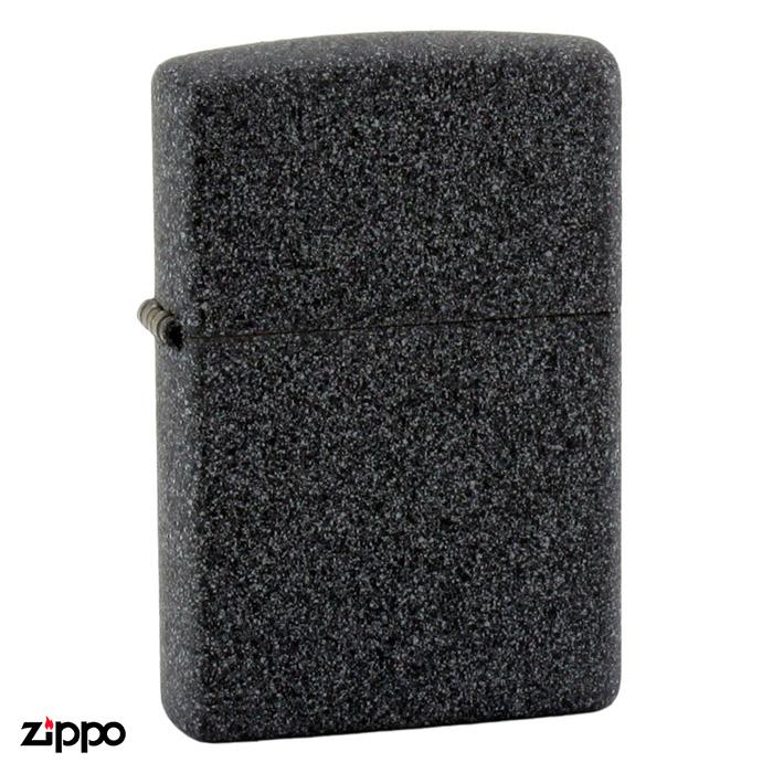 Isqueiro Zippo Iron Stone