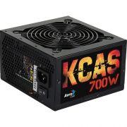 Fonte ATX S/CABO 700W KCAS EN53381 Preto Aerocool