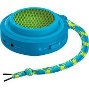 Caixa Multimidia 2W Wireless e Bluetooth BT2000A/00 AZUL e Verde Philips