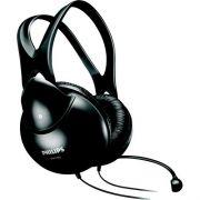 Headset Estereo Almofadado SHM1900/00 Preto Philips