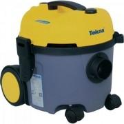 Aspirador de PO Silent 10 127V 1200W Amarelo e Cinza Tekna