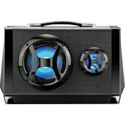 Caixa de Som Multiuso Bluetooth LED com Microfone SP217