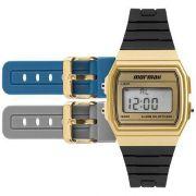 Relógio Infantil Troca Pulseira Mormaii MOJH02AF/8D