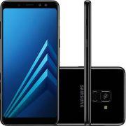 Smartphone Samsung Galaxy A8 64GB Dual CHIP Preto