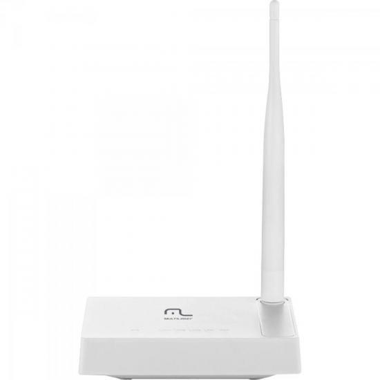 Roteador Wireless 150MBPS RE057 Branco Multilaser  - skalla magazine