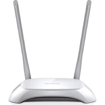 Roteador Wireless TPLINK WR840N 300MBPS 2ANTENAS - TL-WR840N  - skalla magazine