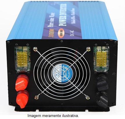 Inversor Senoidal Puro 3000w  - Kasatec Energia Solar